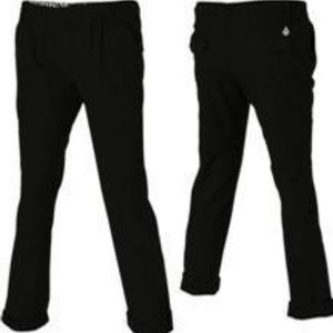 """Volcom """"Lived-In"""" Cuffed Pant Size: 1"""